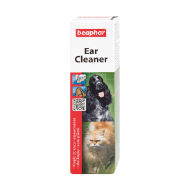 Beaphar Ear-Cleaner - лосьон для ухода за ушами животных 50мл