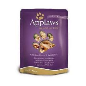 Applaws Chicken Pouch - паучи для кошек с курицей 70 гр