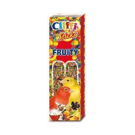 Cliffi Sticks Canaries with Fruit and Honey - палочки для канареек с фруктами и медом 60гр