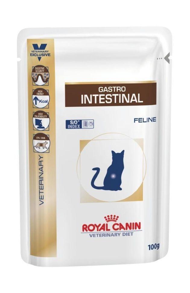 Корм royal canin intestinal so