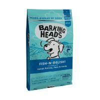 Barking Heads Fish-n-Delish - Беззерновой сухой корм для собак с лососем и форелью