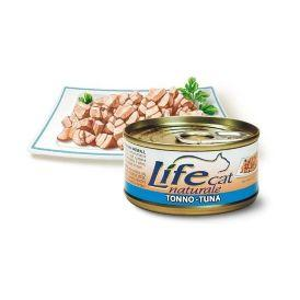 LifeCat Tuna - Консервы для Кошек с тунцом 70 гр
