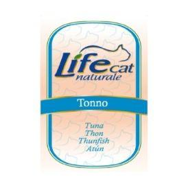 LifeCat Tuna - Паучи для кошек с тунцом 70 гр
