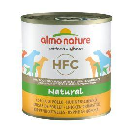 "Almo Nature HFC Natural - Консервы для собак ""куриные бедрышки"""