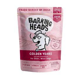 Barking Heads Golden Years - Паучи для собак старше 7 лет с курицей 300гр