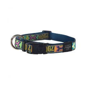 "Rogz Fancy Dress Side Release Collar - Ошейник ""Поп-арт"""