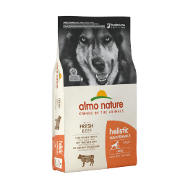 Almo Nature Holistic Large Adult Beef and Rice  - Сухой корм для собак крупных пород с говядиной 12кг