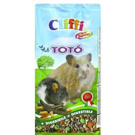 Cliffi Toto Superior for Hamsters - корм для хомяков 1 кг