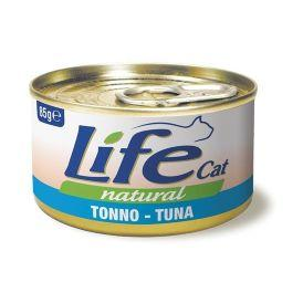 LifeCat Tuna - Консервы для кошек с тунцом в бульоне