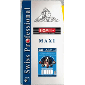 Biomill Adult Maxi - Сухой корм для крупных пород собак 20кг